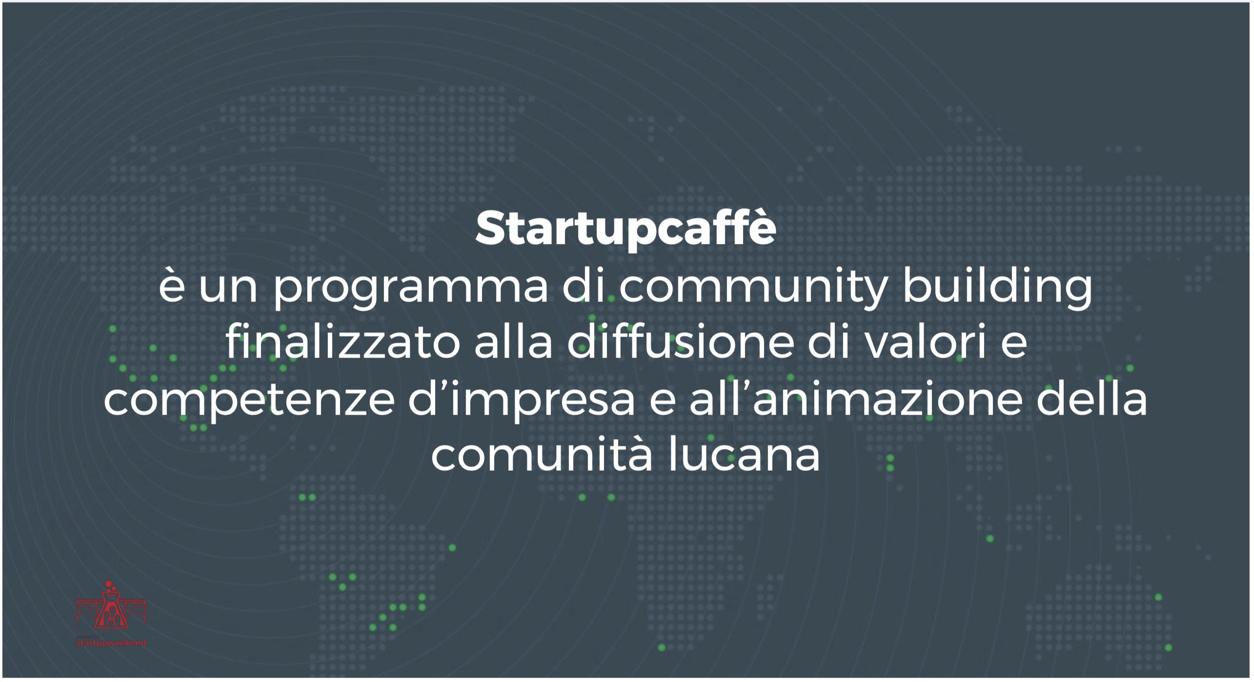 startupcaffè