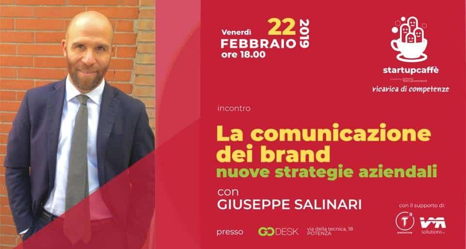 Comunicazione pubblicitaria e Brand Idendity con Giuseppe Salinari